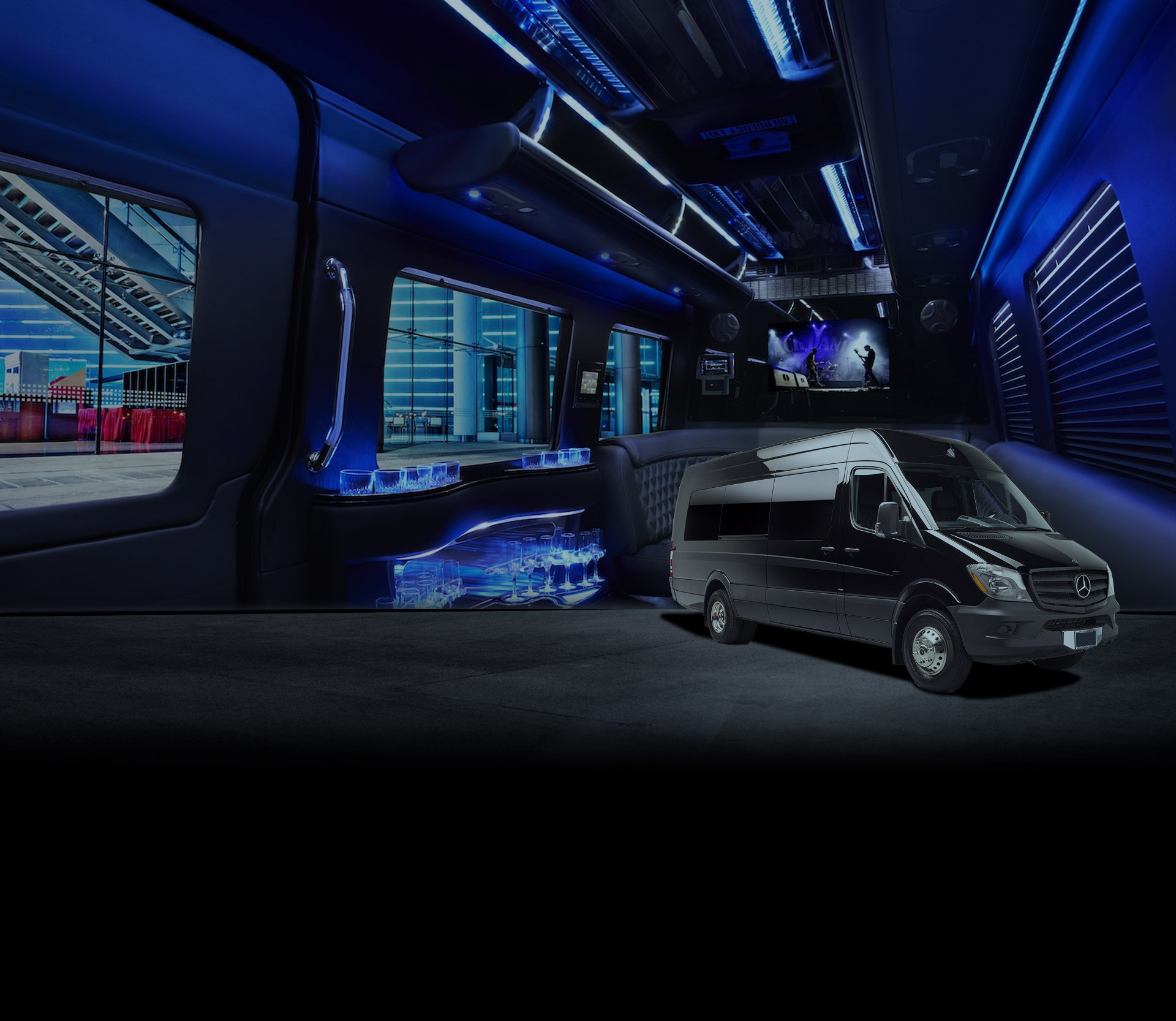 Houston Limo, Car, and Transportation Services Company - FTS